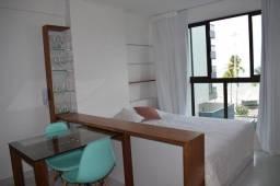 AG- Alugo excelente studio mobiliado na rua Setúbal