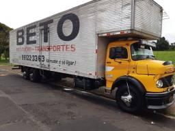Fretes e Mudanças caminhão grande