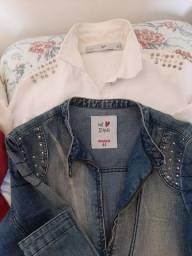 Título do anúncio: Jaquetas