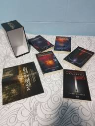 Box de livros Maze Runner