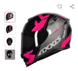 Título do anúncio: Vendo capacete número 58, R$350