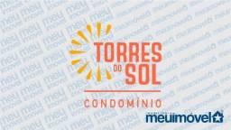 145 -Apartamento Torres do Sol, com 2 quartos, 42 a 44 m²