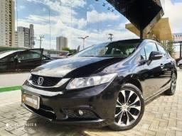 Honda Civic LXR 2.0 (automático)
