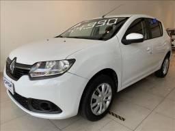 Título do anúncio: Renault Sandero 1.6 16v Sce Expression Easy-r