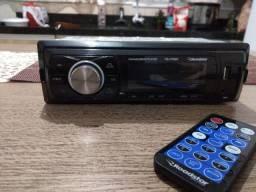 Auto rádio Roadstar