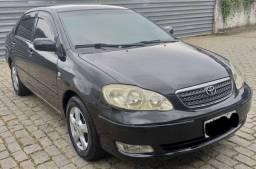 Toyota Corolla 2005 AUT. - IPVA 2021 Pago - Muito novo
