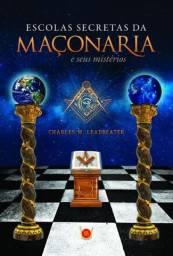 Livro escolas secretas da maçonaria e seus mistérios