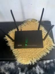 Roteador de Wi-Fi da D-Link
