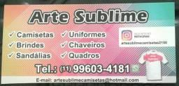 Camiseta empresa apenas 30 reais