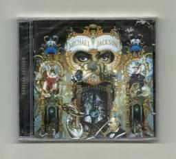 Cd - Michael Jackson - Dangerous - Special Edition - Novo e Lacrado