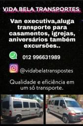 Título do anúncio: Transportes executivo, excursão , igrejas, casamento, aniversário