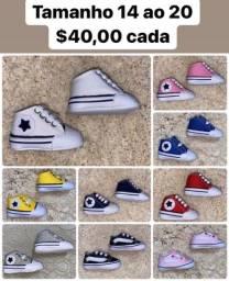 Título do anúncio: Calçados para bebês