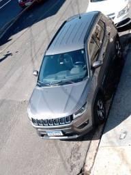 Título do anúncio: Jeep compass ano 2018 flex