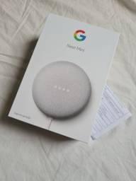 Título do anúncio: Google Nest Mini 2 Geração Novo Nacional NF