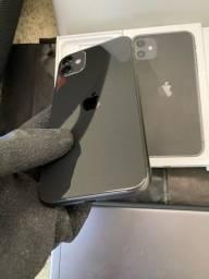 iPhone 11 Preto 64GB zero