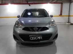 Nissan March S 1.0 Flex 2016