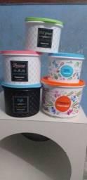 Tupperware kit  Florais
