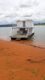 Barco Chalana/ houseboat