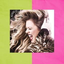 Título do anúncio: Cd Kelly Clarkson - Meaning Of Life