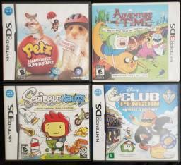 Games DS e 3DS