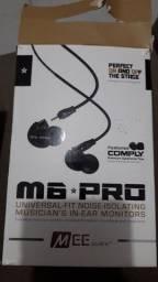 Fone de ouvido para músicos/M6 pro
