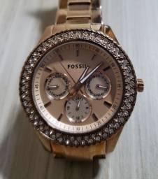 Relógio Feminino Fossil Rose ORIGNALLLL!!