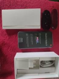 Xiaomi Redmi Note 9. Na caixa!!! Branco 128 GB
