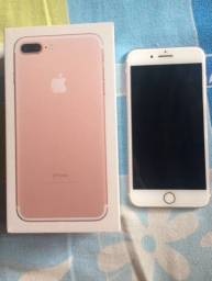 iPhone 7 Plus 128GB só R& 1.750,00