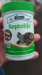 Alimento para tartaruga