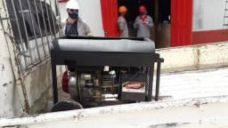 Gerador 5kva motor 10hp diesel