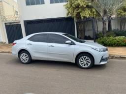 Toyota Corolla Sedan GLI 2017/2018 Impecável Na Garantia