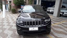 Título do anúncio: jeep grand cherokee 2014 3.6 laredo 4x4 automática