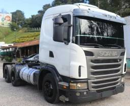 Scania G420 6x4 2010