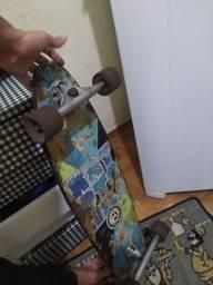 Vende-se longboard  400 aceito proposta