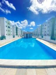 Título do anúncio: Apartamento com 2 dormitórios à venda, 56 m² por R$ 120.000
