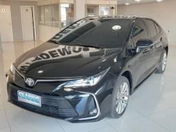 COROLLA XEI AUTOMÁTICO 2021 COM 7MIL KM TOP,JOÃO *