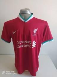 Camisa Liverpool temporada 20/21