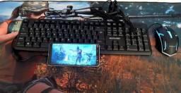 Kit PUNGB mobilador 4 peças para celular
