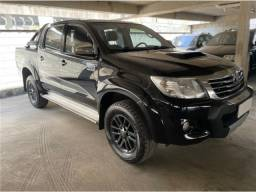 Toyota Hilux 2015 3.0 srv limited edition 4x4 cd 16v turbo intercooler diesel 4p automátic