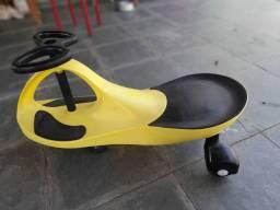 Título do anúncio: PlasmaCar amarelo