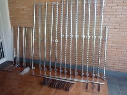 Loja Desmonte - Cremalheiras de Aço