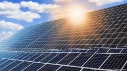 Título do anúncio: Kit de Energia Solar para contas de luz de até R$200,00/mês (100% financiavel )
