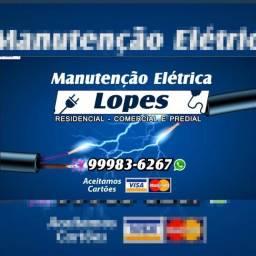 Contrata-se ajudante de eletricista