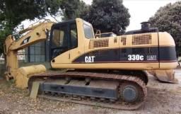 Escavadeira Caterpillar 330cl 2005 R$ 149200