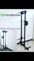 Musculação - Polia Monocross