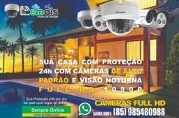 Título do anúncio: Sua protecção com imagens de Cameras de segurança 12x SF