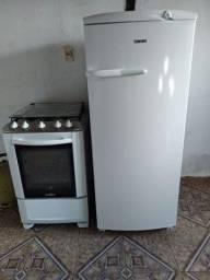 Kit geladeira e fogão