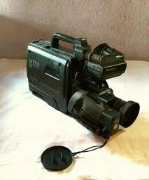 Câmera Panasonic M1000 VHS Power Zoom  / Decoração