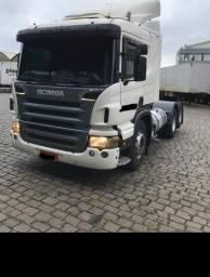 Scania P 340 A 6X2
