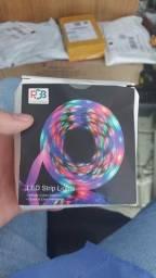 Fita led RGB 5m controlada por smartphone